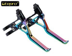 Litepro MTB XC Road Bike Brake Lever Mountain Bicycle Left right Levers 64g/pair