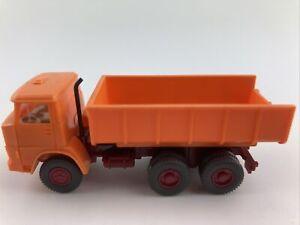 #067 Wiking 1:87 HENSCHEL HS 16 Kipper *orange* Baustellenfahrzeug