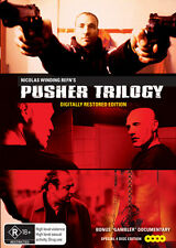PUSHER TRILOGY (Digitally Restored 4-Disc Edition) (4 DVDs) - ACC0448