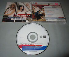An American Journey 2008 Eroica Trio EMI Classics Classical Music CD - COMPLETE!