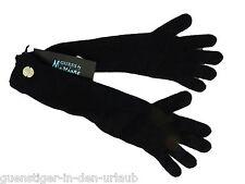 GUESS by Marciano Damen Handschuhe Strickhandschuhe Winterhandschuhe schwarz