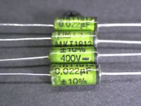 Film capacitor 33nf //0.033uf 63V 20/% pitch 2.5mm MKT1823 series 20pc £3.95 Z3205
