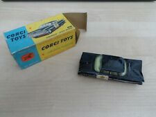 "CORGI TOYS No 223 CHEVROLET IMPALA ""STATE PATROL"" BOXED.PLAYED WITH."