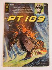 PT-109 VG+ Gold Key Comics, 1964