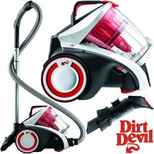 Dirt Devil Infinity Rebel52HE Multicyclone Boden Staubsauger HEPA 13 beutellos !