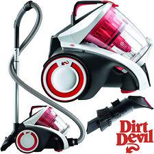 Dirt Devil Infinity Rebel52HE Multicyclone Boden Staubsauger HEPA 13 beutellos !