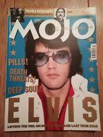 MOJO MAGAZINE ~ APRIL 2002 # 101 ELVIS BONO BUZZCOCKS NEIL YOUNG SMOKEY ROBINSON