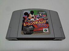 Nintendo 64 Mickey's Speedway USA N64 Japan ver