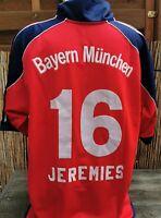 Adidas FC Bayern München Munich Trikot Gr. XL 16 Jeremies Saison 1999 – 2001 TOP