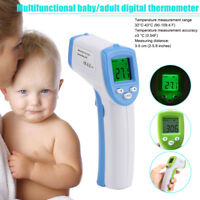 Baby/Adult Digital Thermometer Infrared Forehead Body Non-contact Temperature
