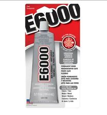 E6000 Permanent Craft Adhesive Glue Clear
