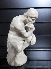 Rhodins The Thinking Man sculpture, ornament, statement piece, Unique handmade