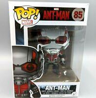 🔥Funko POP! Marvel #85 Ant-Man 🐜 Vaulted Rare