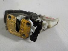 00-04 Nissan Xterra Driver Left Front Door Power Lock Actuator Latch OEM