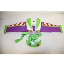 Toy Story Buzz Lightyear Jet Pack Backpack w/ Sounds/Talking Wings Costume COOL!