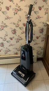Riccar 8955 All Floor Upright Vacuum Cleaner with Onboard Attachments - Black