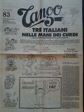 Tango. Settimanale di satira, N.83, 19 ottobre 1987