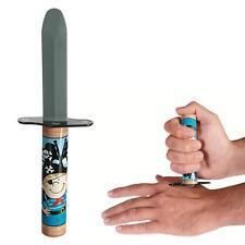 Couteau magique rétractable, déguisement pirate jouet enfant épée sabre poignard