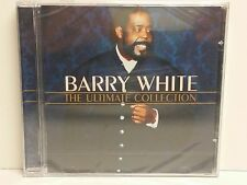 BARRY WHITE - THE ULTIMATE COLLECTION - CD - NUEVO - PRECINTADO - SEALED