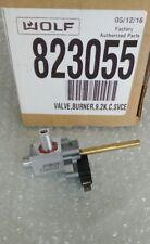 Genuine Wolf 823055 Stove Cooktop Valve, Burner, 9.2K, C, SVCE