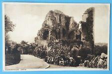 Postcard - Knaresborough Castle, Photochrom Co Ltd 30987A