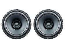 1 Paar PG Audio Breitband 16,5 cm Dual Cone Lautsprecher 165 mm, B-Ware