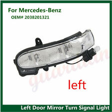 Left Door For Mercedes W211 E W463 E320 E500  G Class Mirror Turn Signal Light