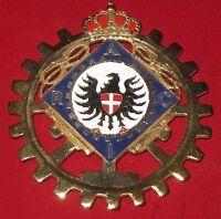 None//Brand Grille Voiture Badge embl/ème ABT Autocollant en m/étal pour la d/écoration Tuning Decal Logo Voiture pour Volkswagen VW S8 A8,Argent,size1