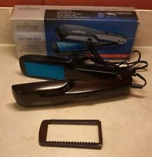 Belson Ultra Tech Professional Straightening Iron Hair Straightener Wide Teeth