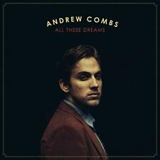 Andrew Combs - All These Dreams (NEW CD)