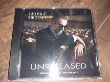 George Michael - UNRELEASED Album CD