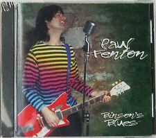 Paul Fenton (Canadian slide guitar god) Binson's Blues CD 1997 NEW SEALED RARE