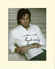 RICHARD ARMITAGE THE HOBBIT PP MOUNTED 8X10 SIGNED AUTOGRAPH PHOTO