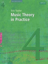 ABRSM Music Theory in Practice Grade 4 - Eric Taylor