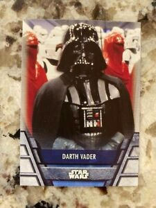 2020 TOPPS STAR WARS HOLOCRON CARD DARTH VADER #EMP-5
