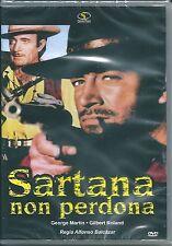 Sartana non Perdona (1968) DVD NUOVO George Martin, Rosalba Neri, Gilbert Roland
