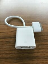 #Apple iPad iPhone 30-pin-Male to VGA-Female A1368-Model Adapter Cable projector