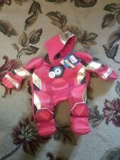 Iron man dog costume