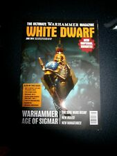 White Dwarf Magazine Issue June 2018 (new) With 2 Free Posters