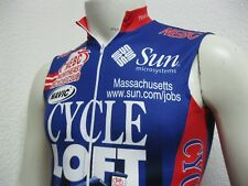 Ancien MAILLOT NEBC NORTHEAST BICYCLE CLUB MASSACHUSETTS USA Cycling Team Jersey
