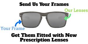Custom Prescription Lenses for Oakley Holbrook Mix OO9384 -Rx Replacement Lenses