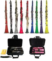 Merano New Bb Clarinet with Case~Student Best Band Orchestra School Beginner