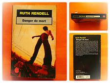 Danger de mort. Ruth Rendell -Policier Pocket N° 18236