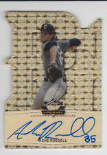 ASHE RUSSELL 2014 Leaf Valiant Perfect Game Superfractor Rookie Auto #D 1/1 RC