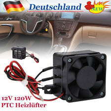 120W Mini Keramik PTC Auto Lüfter Luftheizung Konstante Temperatur Heizelemente