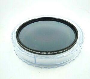 ProMaster Digital Circular Polarizing Lens Filter 82mm CPL w/ Acrylic Case