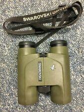 Swarovski Habicht SLC 8 x 30 WB Binoculars Green Neckstrap - Excellent Condition