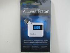 BACtrack  Breath Alcohol Tester S35 Breathalyzer- White SEALED