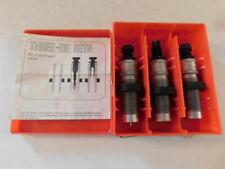 Hornady Durachrome 41 Mag Carbite Reloading Die 3 Pcs #040689 Series 2 Vg Clean
