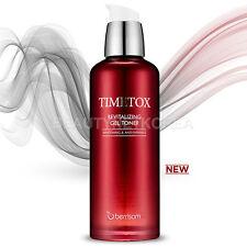 [BERRISOM] Timetox Revitalizing Gel Toner 130ml / BEST Korea Cosmetic